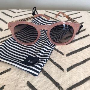 Gap Blush Sunglasses